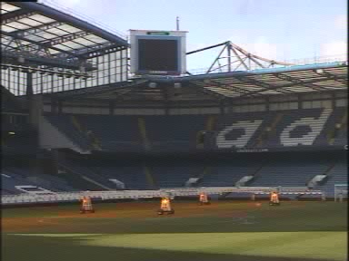 Stamford Bridge - Fulham Road - Stadium Chelsea